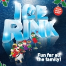 <h5>Ice rink characters and publicity design</h5>