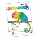 <h5>Hillingdon Artsweek branding and publicity</h5>