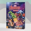 <h5>Marvel story books</h5>