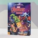 <h5>Marvel story books</h5>