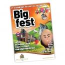 <h5>Event publicity</h5><p>'Big Fest'</p>