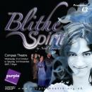 <h5>Purple Theatre Company branding and design</h5><p>'Blithe Spirit'</p>