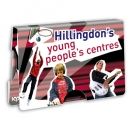 <h5>Youth centre publicity</h5>