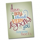 <h5>I Say! Greeting cards design and typography</h5>