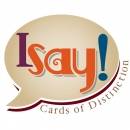 <h5>I Say! greeting cards</h5>