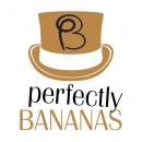 <h5>Perfectly Bananas greeting card company branding</h5>
