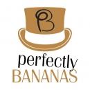 <h5>Perfectly Bananas greeting card company branding</h5>