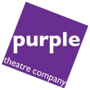 <h5>Purple Theatre Company branding and design</h5>