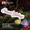 <h5>Theatre design</h5><p>'Season's Greetings'</p>