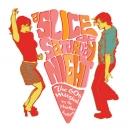 <h5>Purple Theatre Company branding and design</h5><p>'A Slice of Saturday Night'</p>