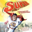 <h5>'Super' Illustration and theatre publicity design</h5>