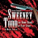 <h5>Purple Theatre Company branding and design</h5><p>'Sweeney Todd'</p>