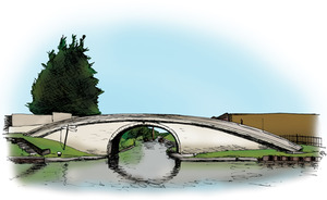 Bulls-Bridge