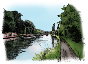 Hayes-Towpath
